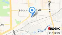 Государственный архив Кировской области на карте