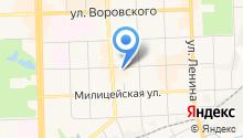 ТРОПИКИ на карте