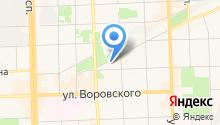 Promo Service на карте
