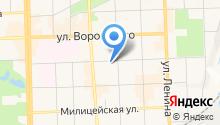 Comfort Service на карте