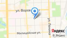Proff-Montag на карте