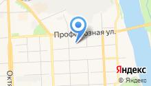 Кировский областной наркологический диспансер на карте