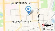 Вяткомторг на карте
