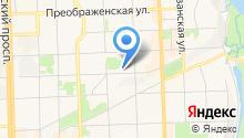 Рекламное агентство на карте