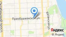 RDM-Privision на карте