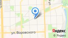 ATS на карте