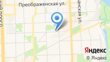 Invite на карте