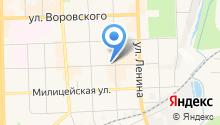 Club One на карте