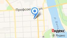 Milla на карте