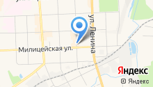 #ЛОСКУТКОВАЯ на карте