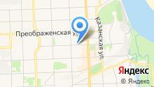 1С-ВЯТКА на карте