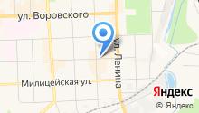 EcoLife на карте