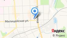 Mimico на карте