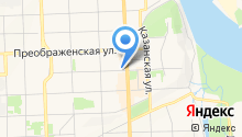 M-print на карте