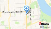 Flyer Online на карте