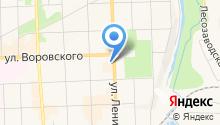Gate43 на карте