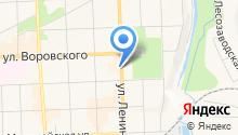 iMaster на карте