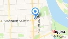 Универсальный платежный сервис на карте