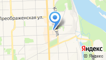 ImPasto на карте
