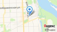 OKWOK на карте