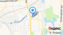 Участковый пункт полиции №3 на карте