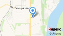 Minimen на карте