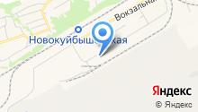 Самарская Сетевая Компания на карте