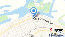 Храм во имя Пресвятой Троицы на карте
