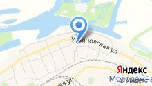 Основная общеобразовательная школа №13 им. И.А. Анкудинова на карте