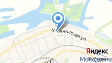 Основная общеобразовательная школа №13 на карте