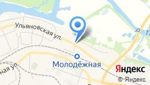 У Иваныча на карте