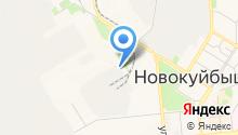 Завод ЖБИ-6, ЗАО на карте