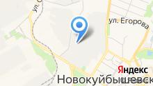 Ремонтно-механический завод на карте