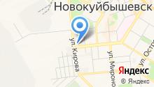 Самарский областной Центр по профилактике и борьбе со СПИД и инфекционными заболеваниями на карте