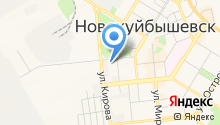 НГГТК на карте