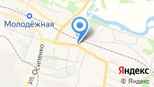 Шиномонтажная мастерская на Садовой на карте