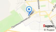 НГС на карте