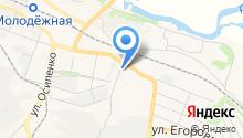 Автосервис на Садовой на карте