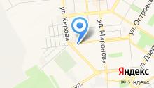 У Вадима на карте