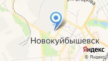 Городская организация профсоюза работников народного образования и науки РФ на карте