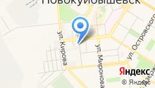 Самарская таможня на карте