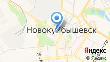 Эввива-Медиа на карте