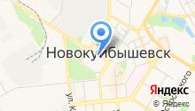 Народный капитал на карте