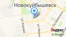 Маска на карте