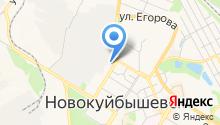 Т Плюс, ПАО на карте