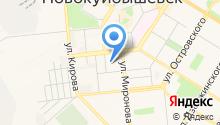 Жилищная управляющая компания на карте