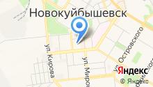 Адвокатский кабинет №186 на карте