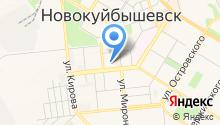 ЖЭУ №4 на карте