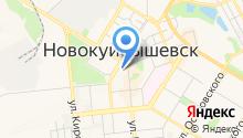 Дума городского округа Новокуйбышевск на карте