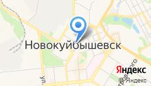 Киберплат на карте
